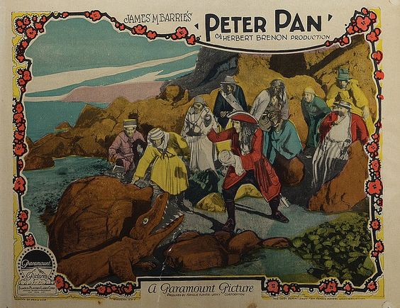 Peter e Wendy o Peter Pan, il ragazzo che non voleva crescere