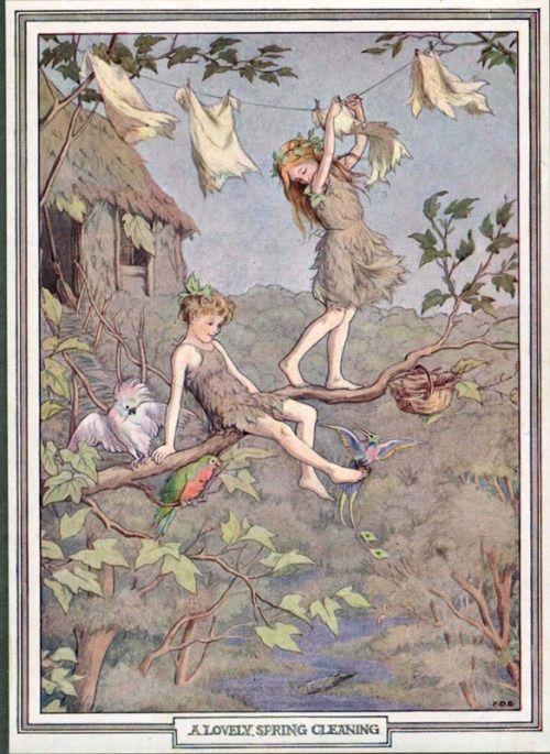 La storia originale di Peter Pan nei Giardini di Kensington