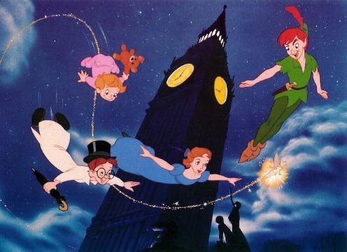 Peter Pan la vera storia origini e significato