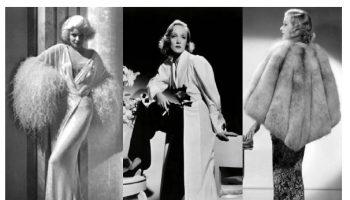 Abiti, stile e moda anni 30