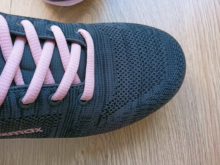 Scarpe Knixmax modello Women's Knit Trainer la mia opinione
