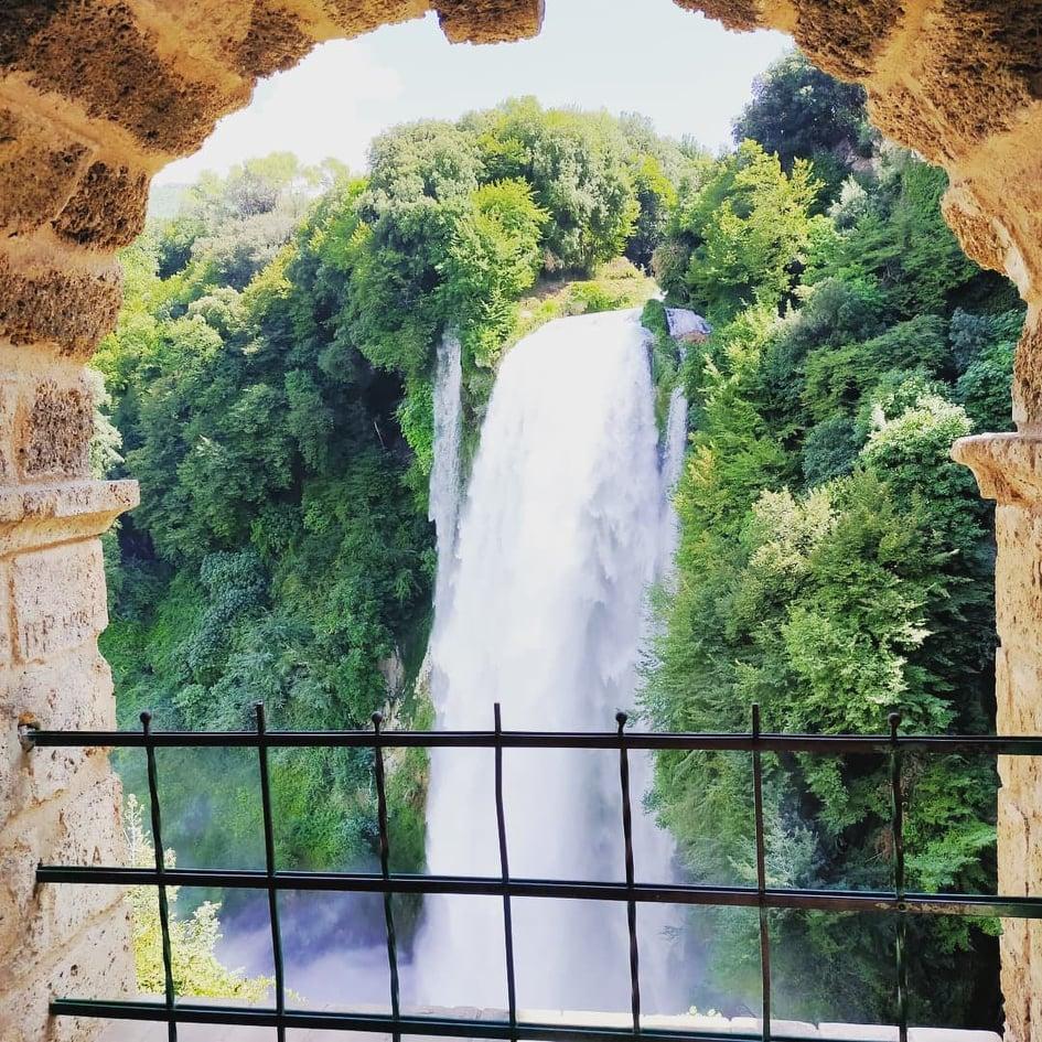 loggia specola della cascata delle marmore