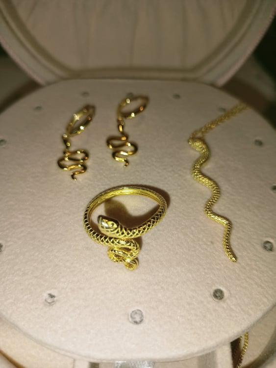 I Gioielli serpente collezione must have 2021