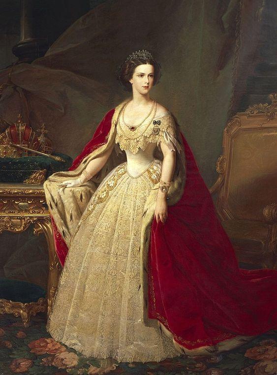 imperatrice Sissi Elisabetta D'Austria