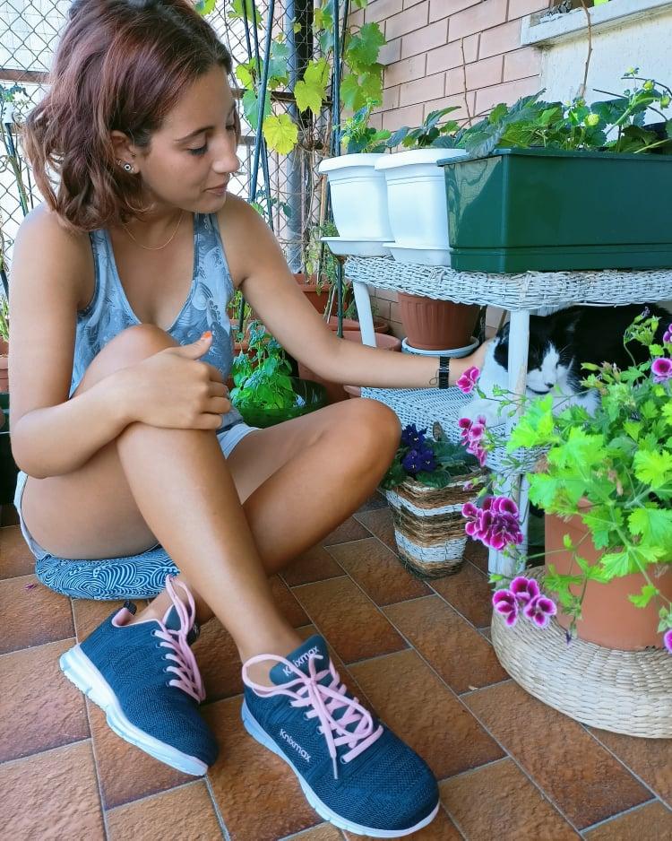scarpe knixmax donna per il tempo libero