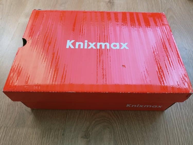 calzature knixmax confezione