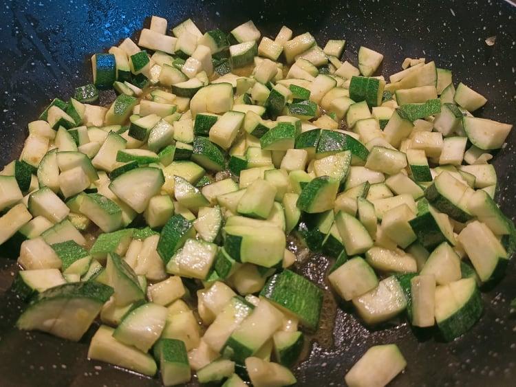 come si preparano le zucchine