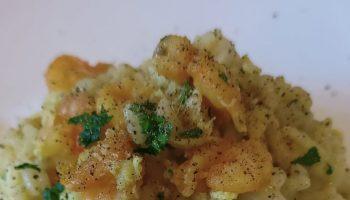 risotto gamberetti e granchio al curry di atrendyexperience