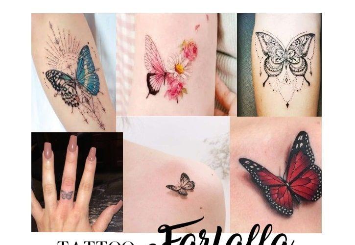 tatuaggio farfalla significato simbologia e messaggi