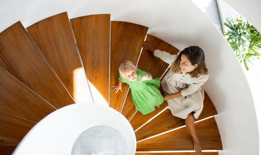 scale interne a chiocciola vantaggi e come sceglierle