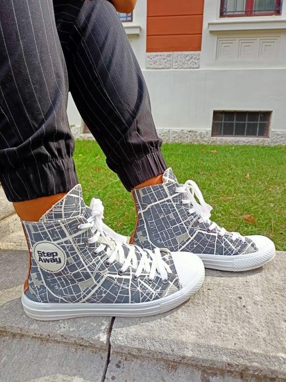 sneakers da skater di nicchia