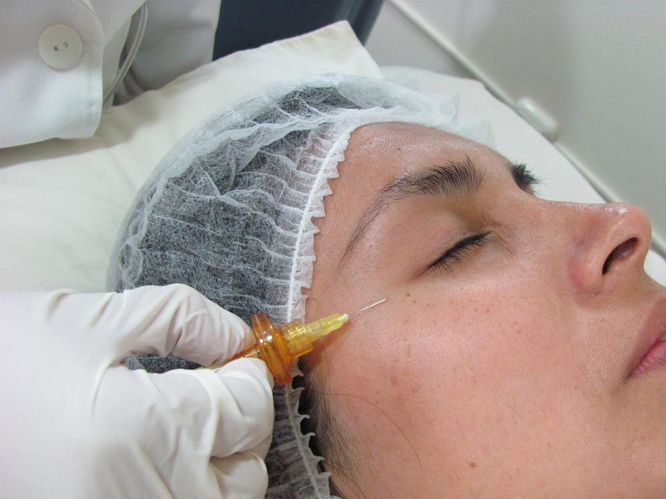 Carbossiterapia Viso