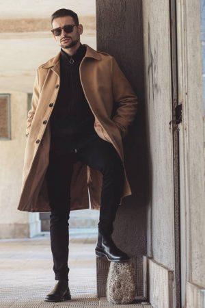 cappotti e giacche uomo autunno inverno 2021 2022 Corrado Firera, Web influencer italiani, fashion blogger italiani, giacche per uomo, modelli