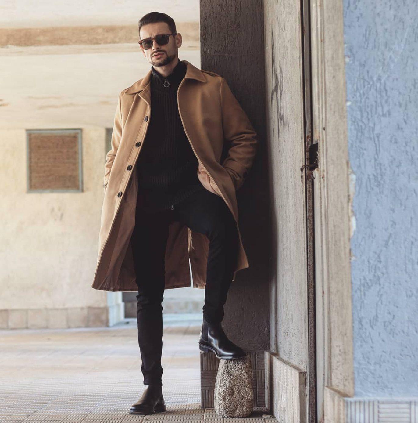cappotti e giacche uomo autunno inverno 2021 2022
