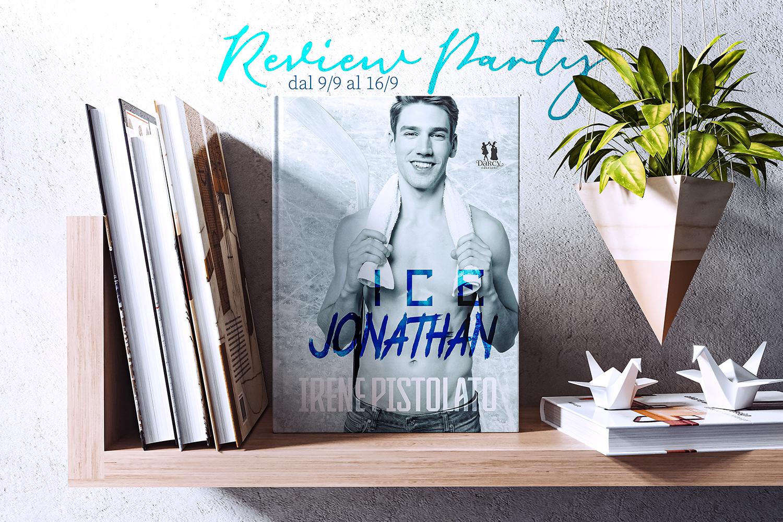 review party Jonathan Ice Di Irene Pistolato