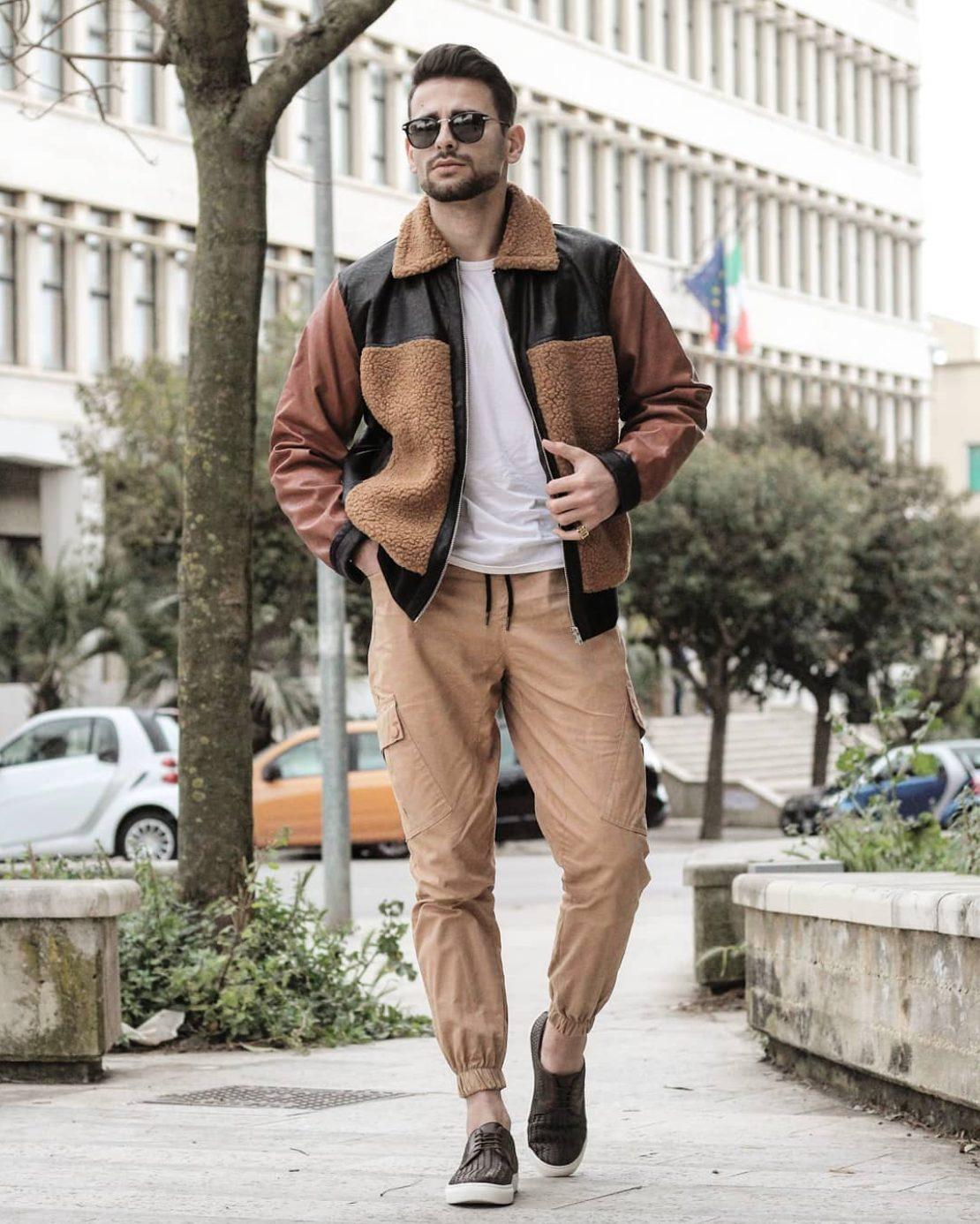 i consigli di corrado firera per un total look perfetto Corrado Firera, Web influencer italiani, fashion blogger italiani, giacche per uomo, modelli