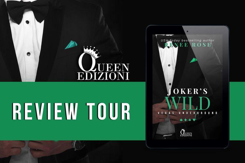 joker's wild di renee rose review party