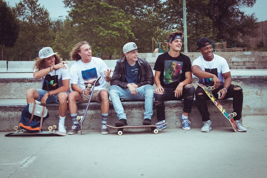 Stile Skater le linee guida