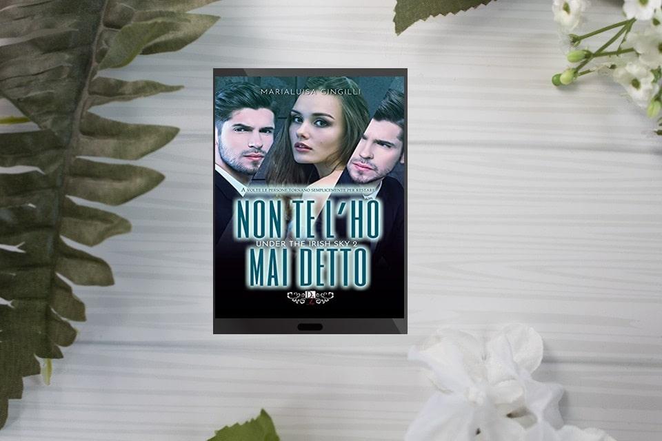 Non Te L'Ho Mai Detto di Marialuisa Gingilli recensione