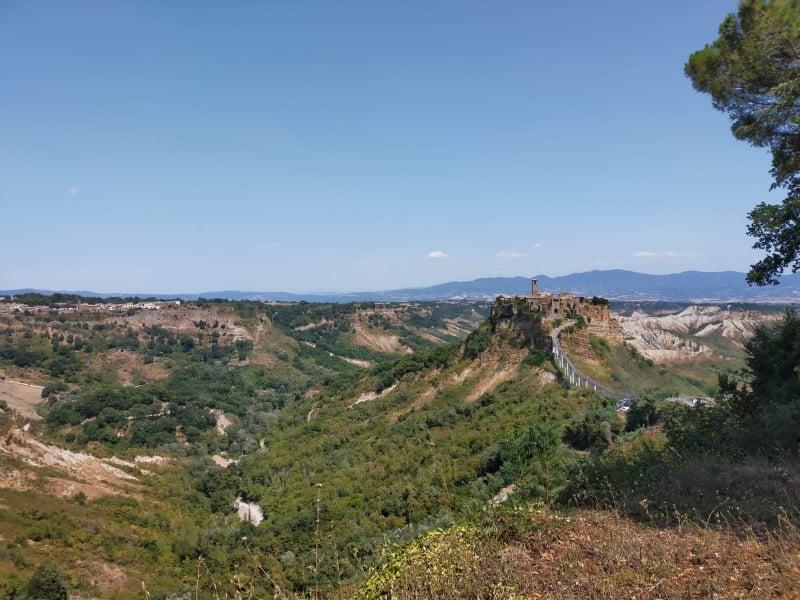 In quanto tempo si visita Civita di Bagnoregio