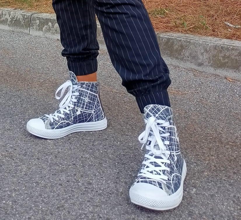 sneakers step away milano