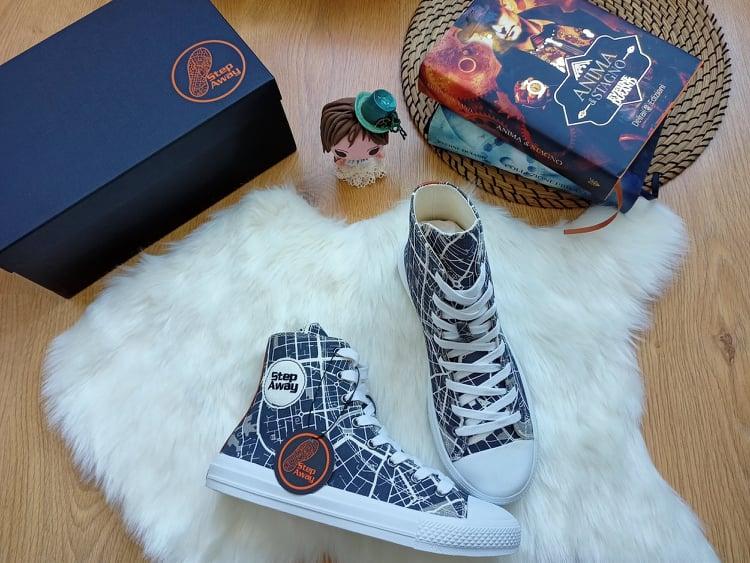 sneakers step away