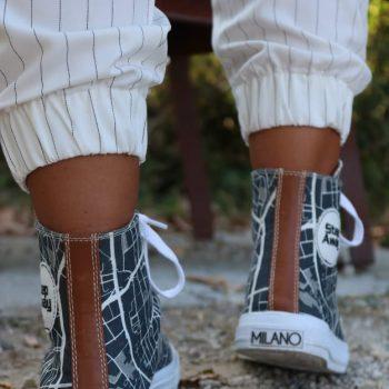 sneakers Step Away modello Milano