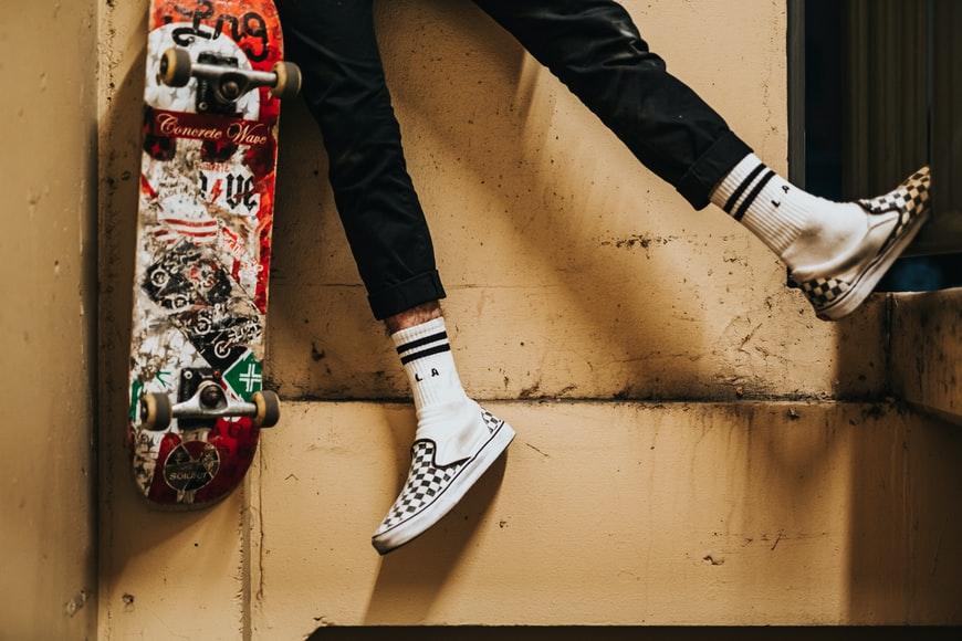 moda skater stile skater