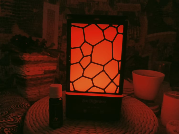 Diffusore Zen Diffusion i colori led