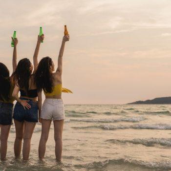 weekend a riccione con le amiche