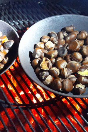 Caldarroste Ricette Facili Come Prepararle In In Padella O In Forno