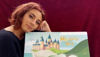 Nuova Mystery Box Harry Potter Di Always Wands Con Bacchetta In Legno
