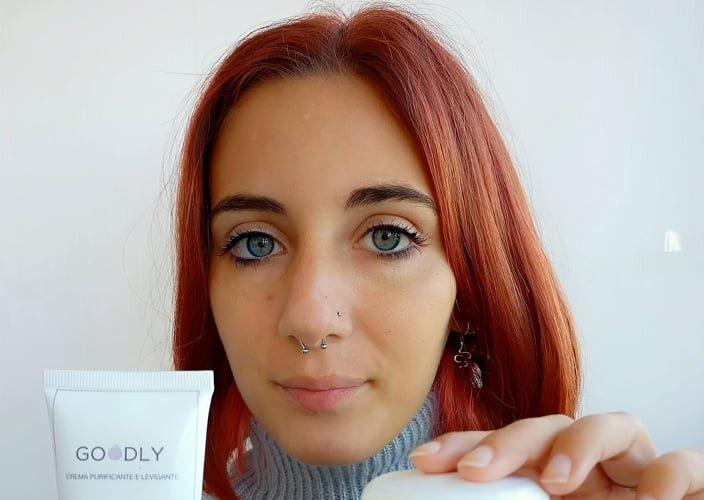 trattamento viso detox goodly recensione atrendyexperience